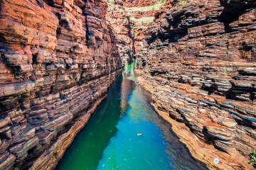 Karijini National Park. Western Australia. Cover Photo
