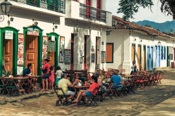 Brazil Paraty Cover Photo