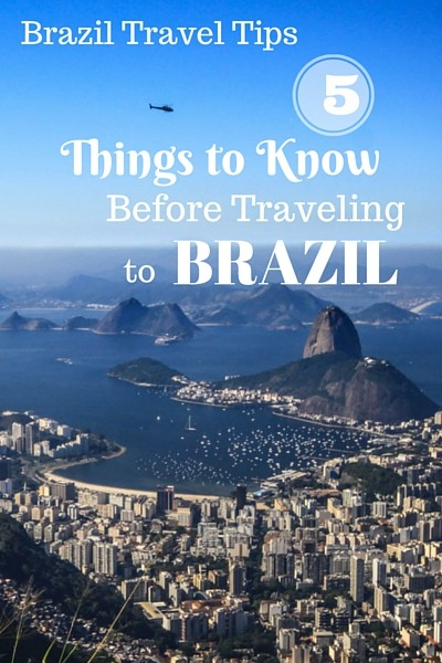 There are a few things that we wish we knew before traveling to Brazil. Here are our top Brazil Travel Tips: 5 Things to Know Before Traveling to Brazil