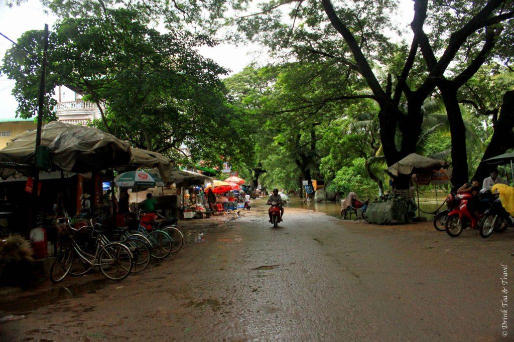 getting off the beaten track in Cambodia 5