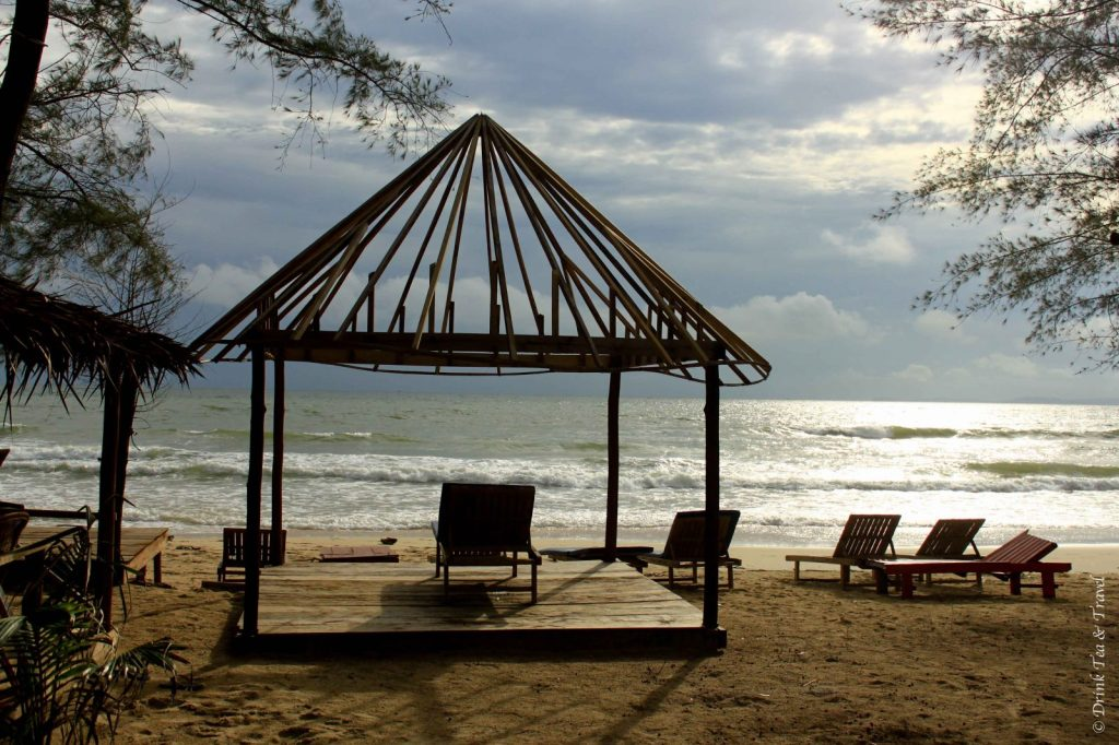beaches of Sihanoukville - things to do in Cambodia
