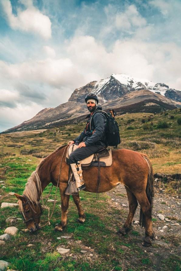 Chile Las Torres Hotel horseback riding Max-1810