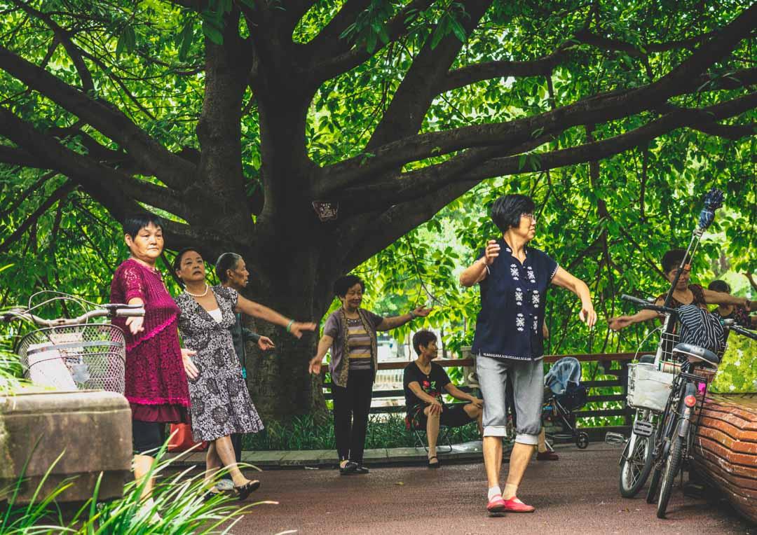 Wisata di chengdu china