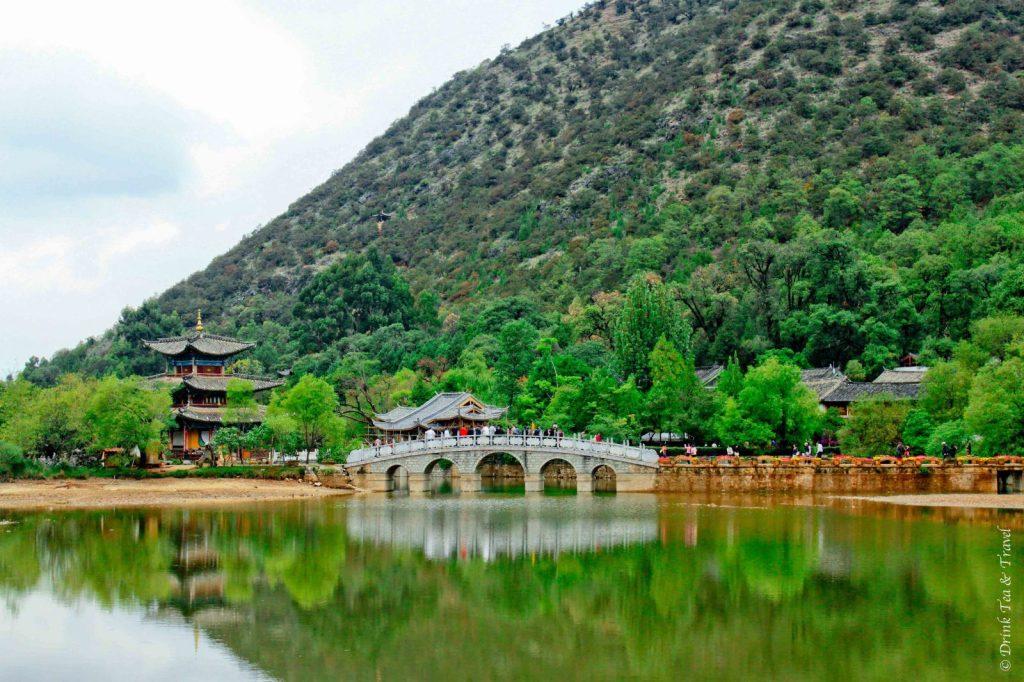 Jade Spring Park, Lijiang, Yunnan, China