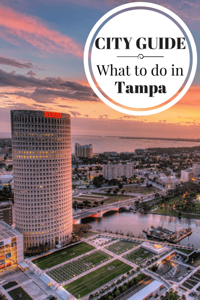 Sunday City Guide What To Do In Tampa Florida Drink Tea Travel