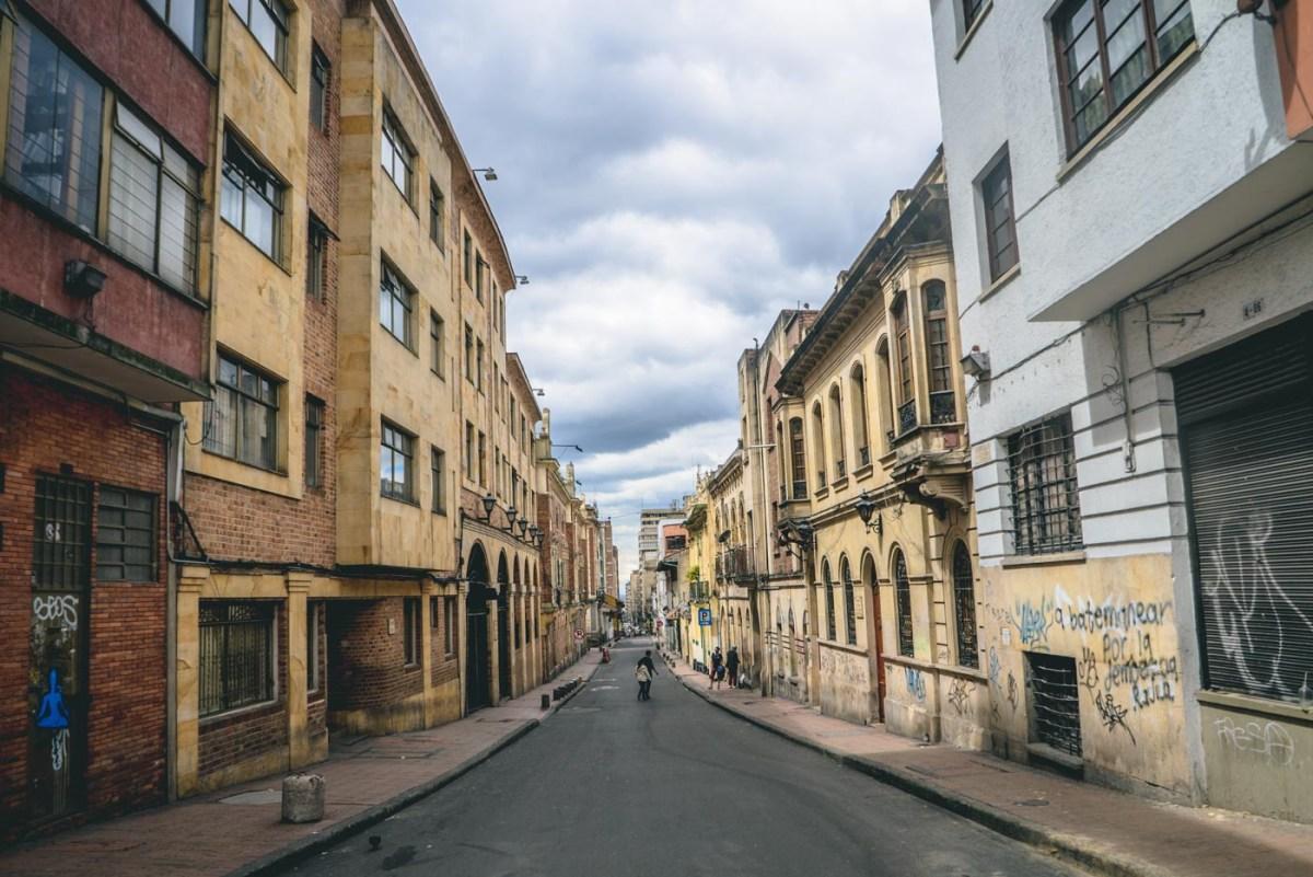 Travel in Colombia: Candelaria, Bogota
