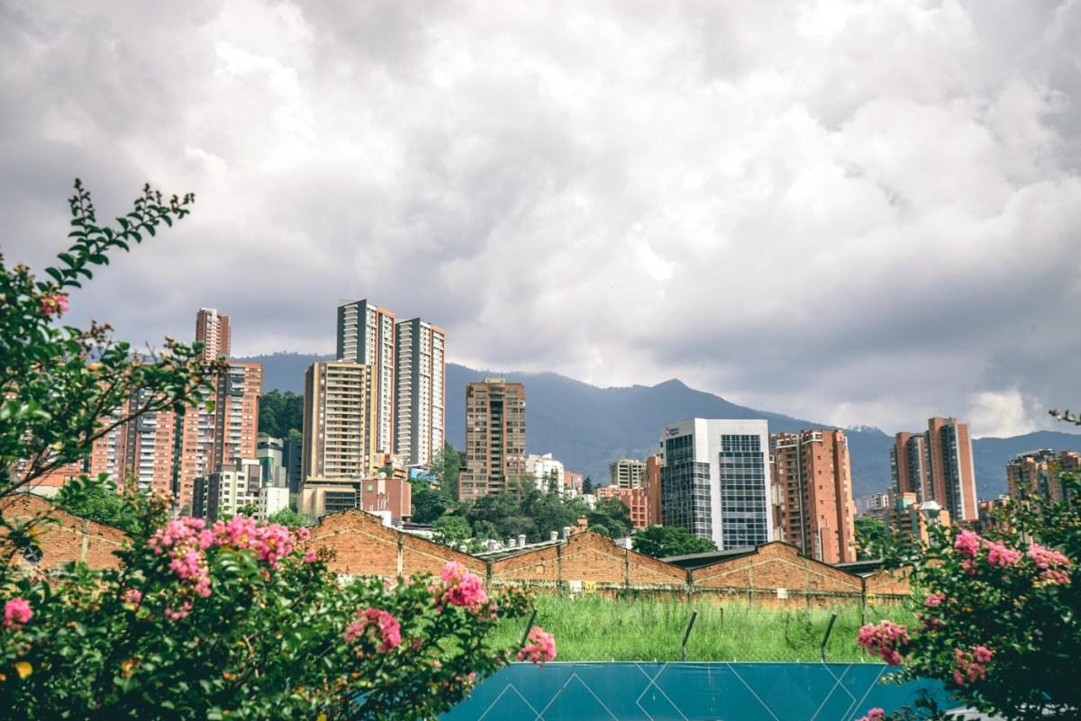 Travel in Colombia. Medellin