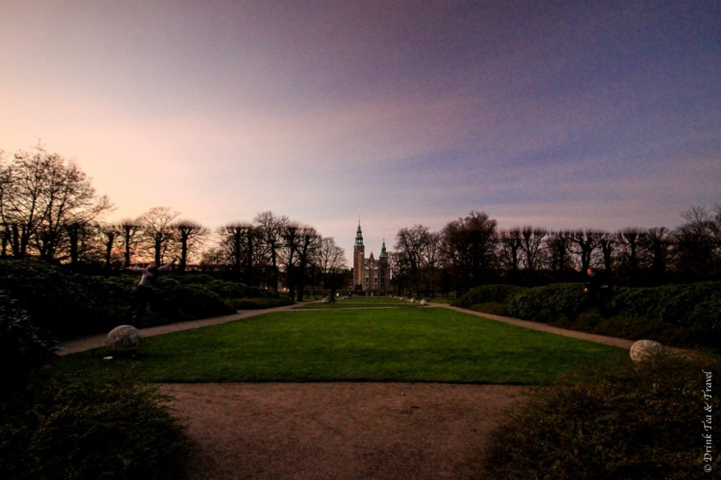 King's Garden at Amalienborg Palace