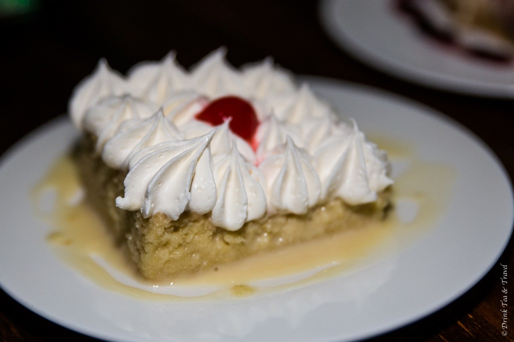 Costa Rican Food: Tres Leches