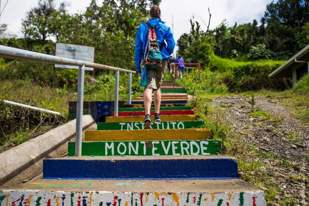 Reasons to visit Monteverde Cloud Forest: Santa Elena town