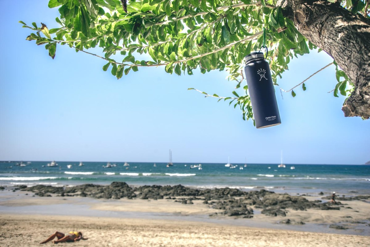 Hydroflask - our favourite travel accessory in Costa Rica and beyond!