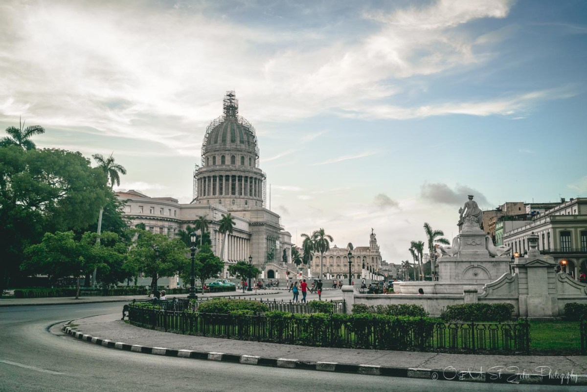 El Capitol, Old Havana