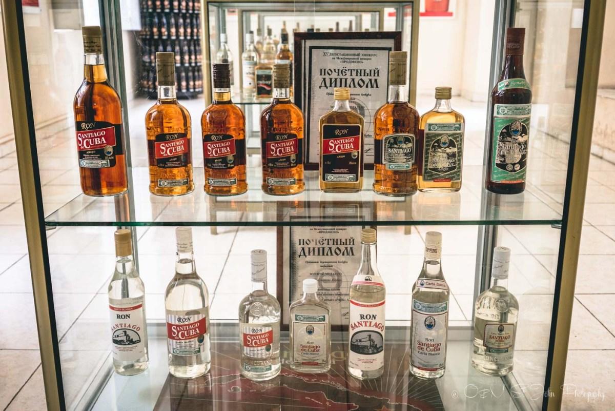 Cuba Santiago rum-6505