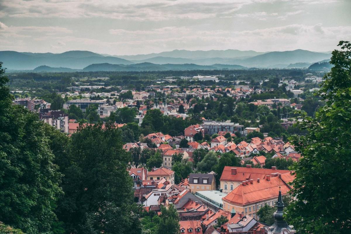 things to do in slovenia on holiday: Eastern Europe Slovenia Ljubljana