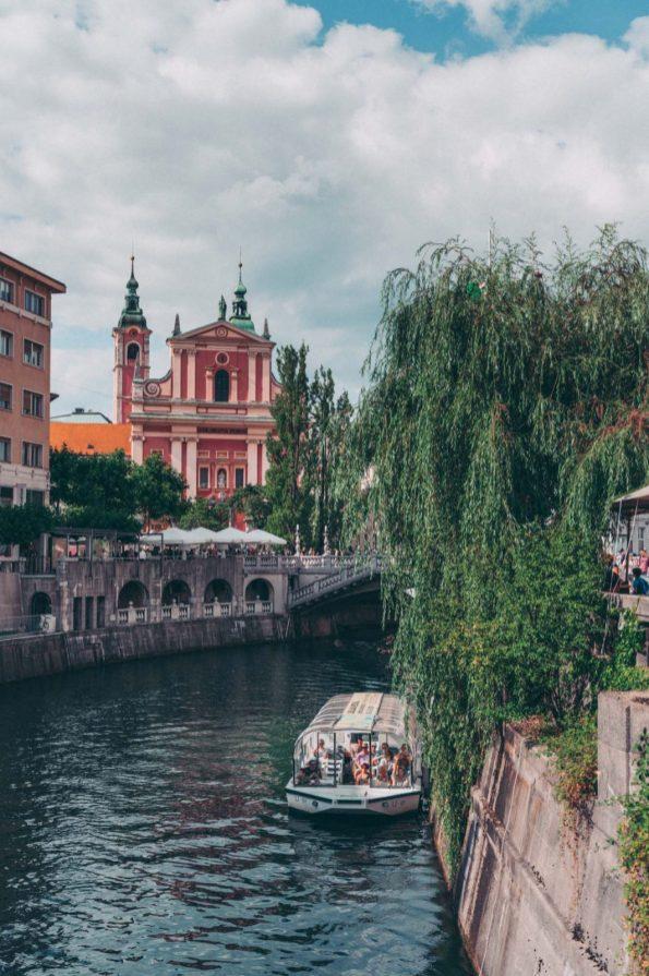 things to do in slovenia on holiday: Ljubljana