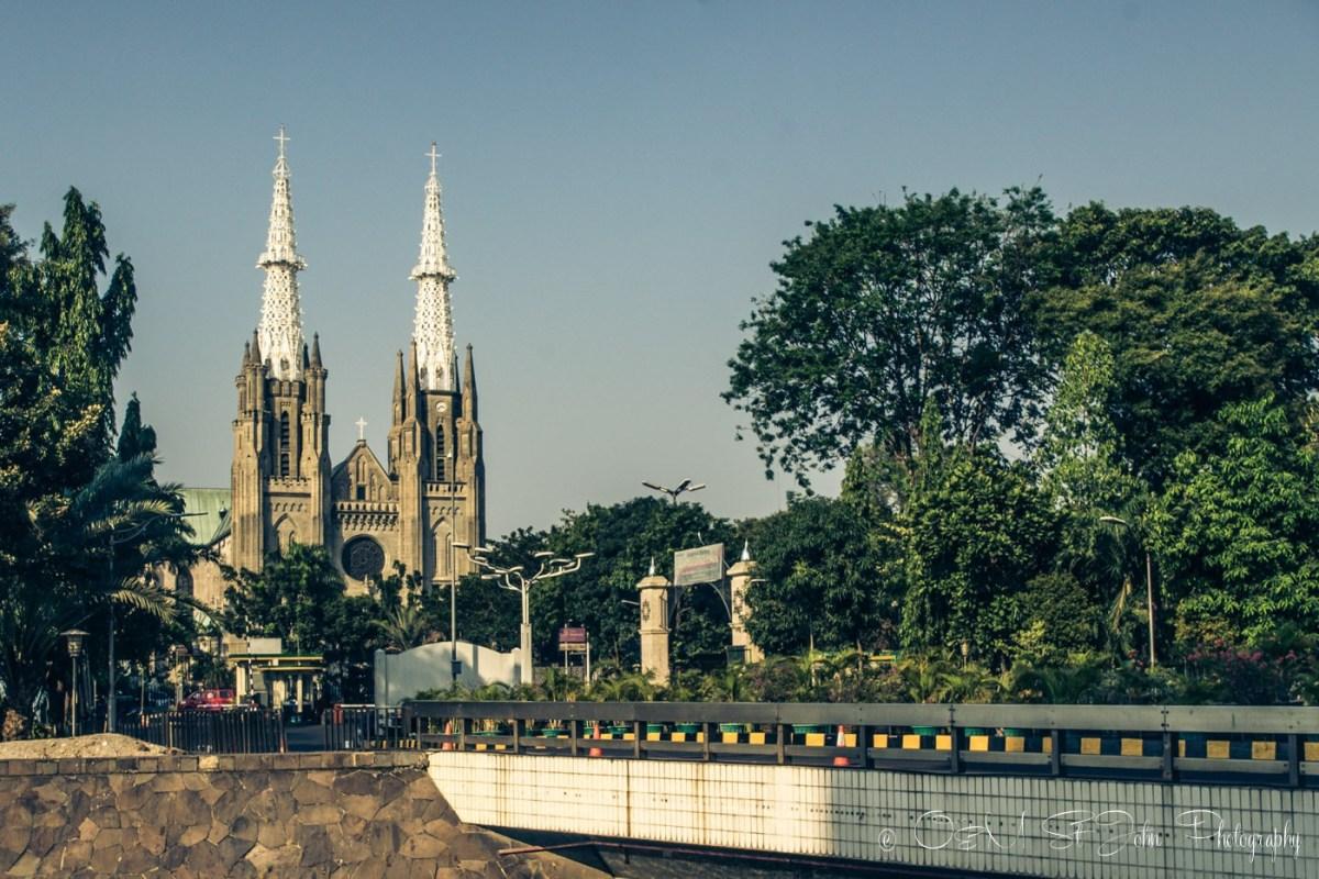 Jakarta Cahtedral, Jakarta, Java, Indonesia