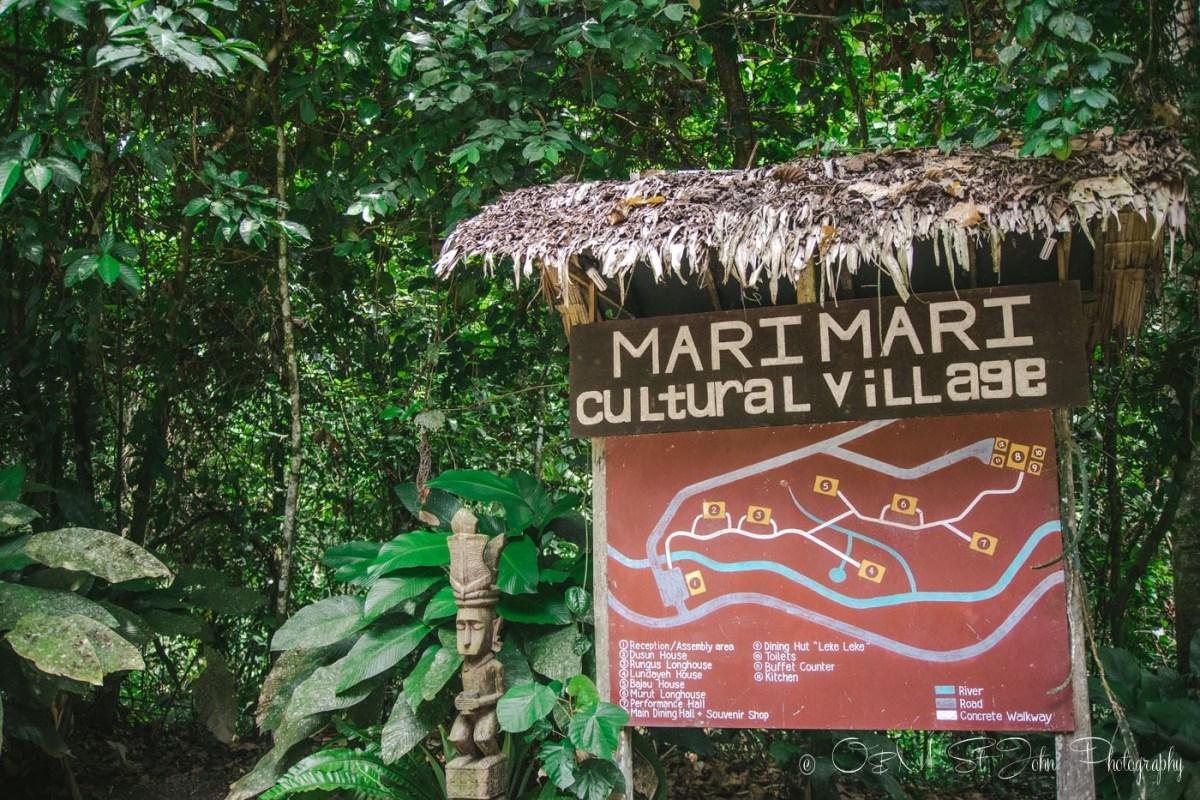 Mari Mari Cultural Village. Kota Kinabalu. Sabah. Malaysia