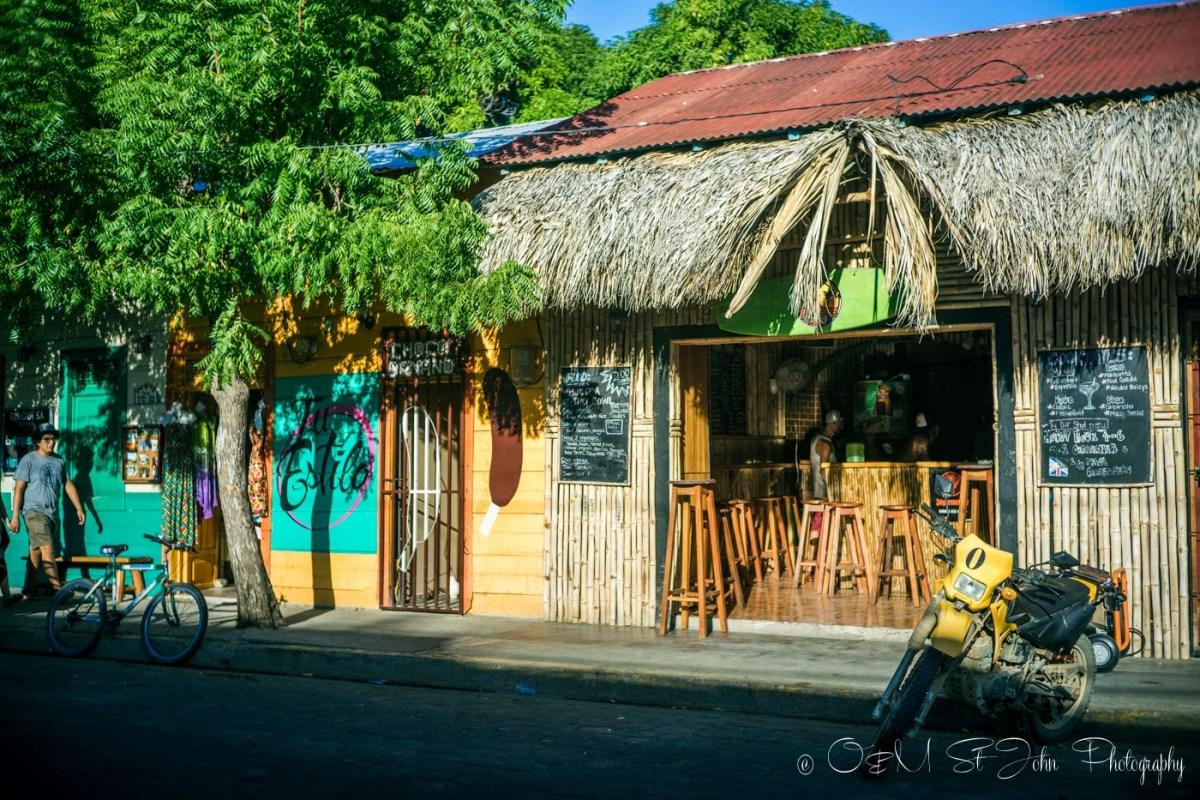 Tiki Bar & Grill, San Juan del Sur