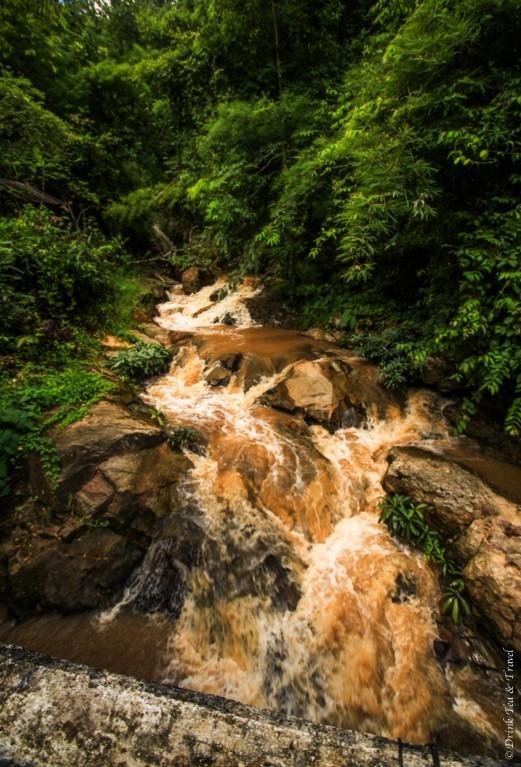 Pam Bok Waterfall, Pai