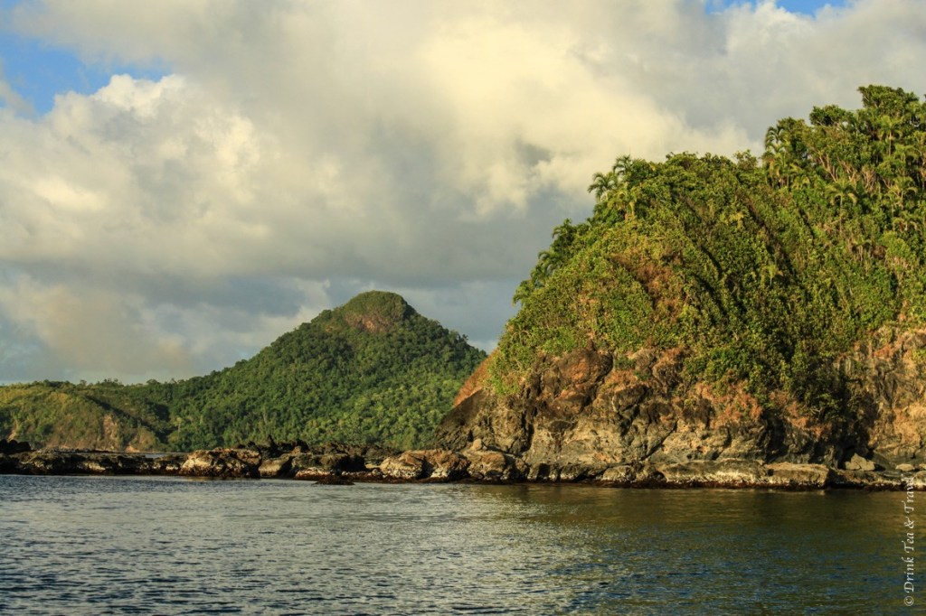 Karst limestone cliffs in El Nido, Palawan