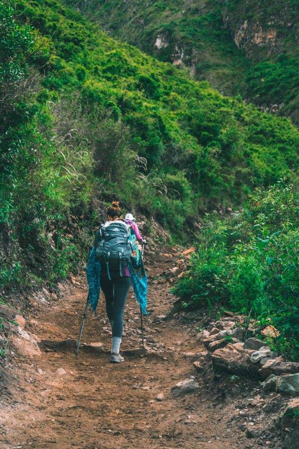 Peru Cusco Choquequirao trek-6124