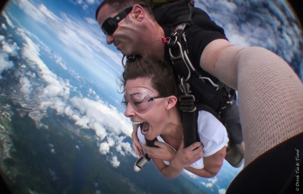 Skydiving in Cairns. Things to do in Cairns.