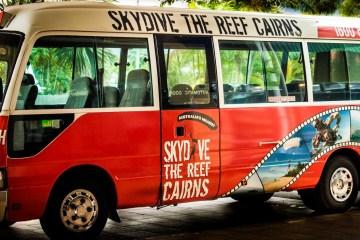 Skydive Australia, Cairns