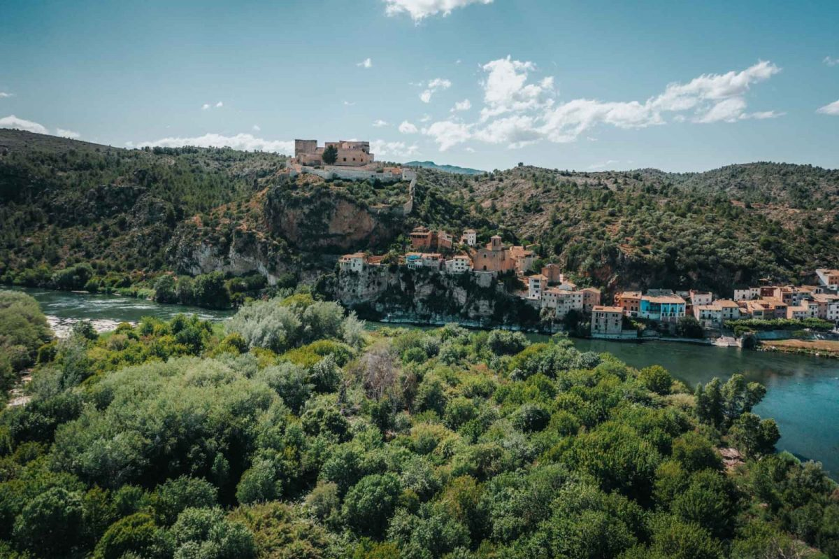 Day trip from Barcelona: Miravet, Catalonia