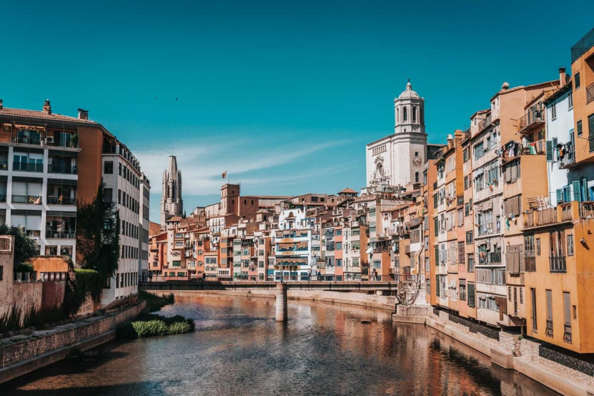 Day trips from Barcelona: Girona, Spain