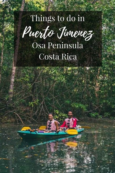 Things to do in-Puerto Jimenez, Osa Peninsula, Costa Rica