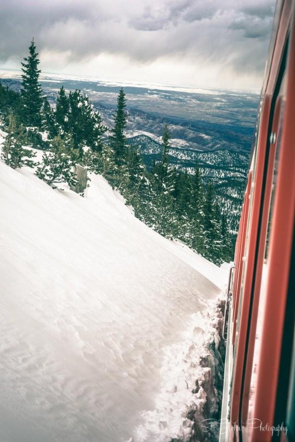 Colorado road trip: Cog Train
