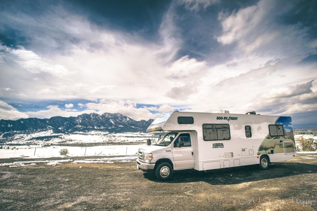 Colorado road trip: The RV responsible for taking us around Colorado