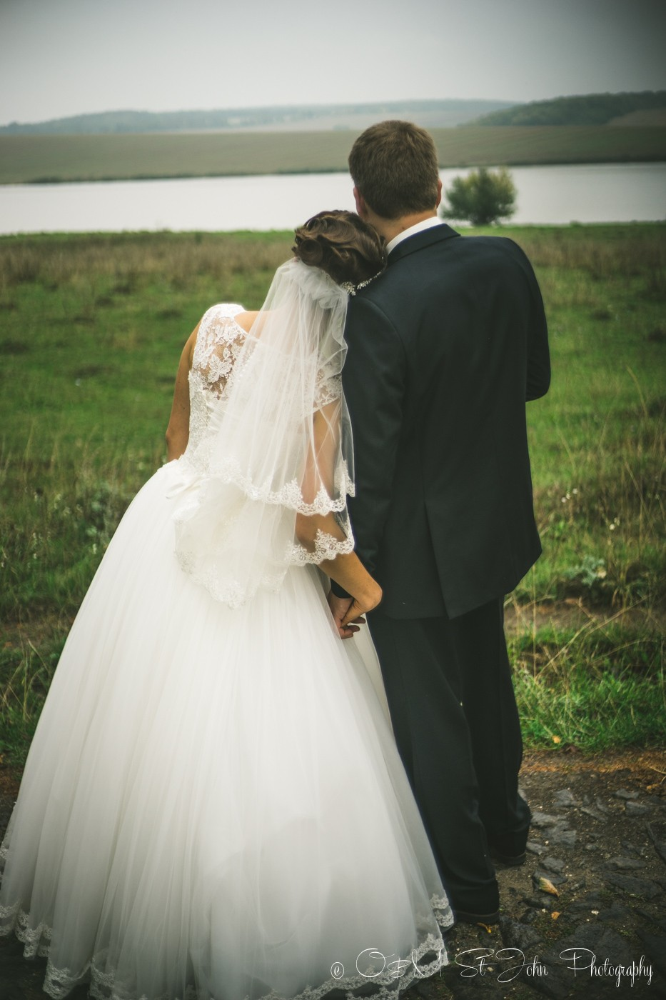 Cousins Wedding In Ukraine Bride And Groom