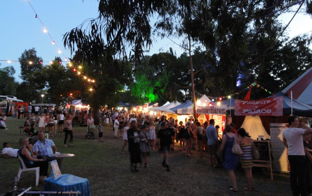The Garden Of Unearthly Delights, Adelaide Frindge Festival. Photo via Weekend Notes