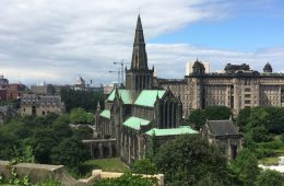 Glasgow, UK. Photo by Sarah Johnson