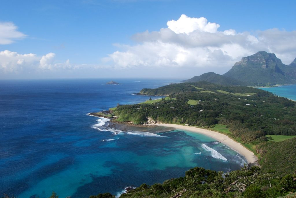 Ned's Beach, Lord Howe Island