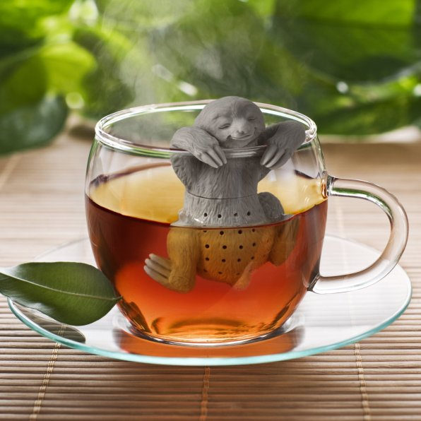Fred & Friends SLOW BREW Sloth Tea Infuser