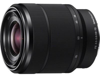 Sony SEL2870 FE 28-70mm f/3.5-5.6 OSS Lens