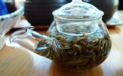 How to brew jasmine tea