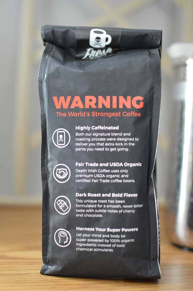 death wish coffee review
