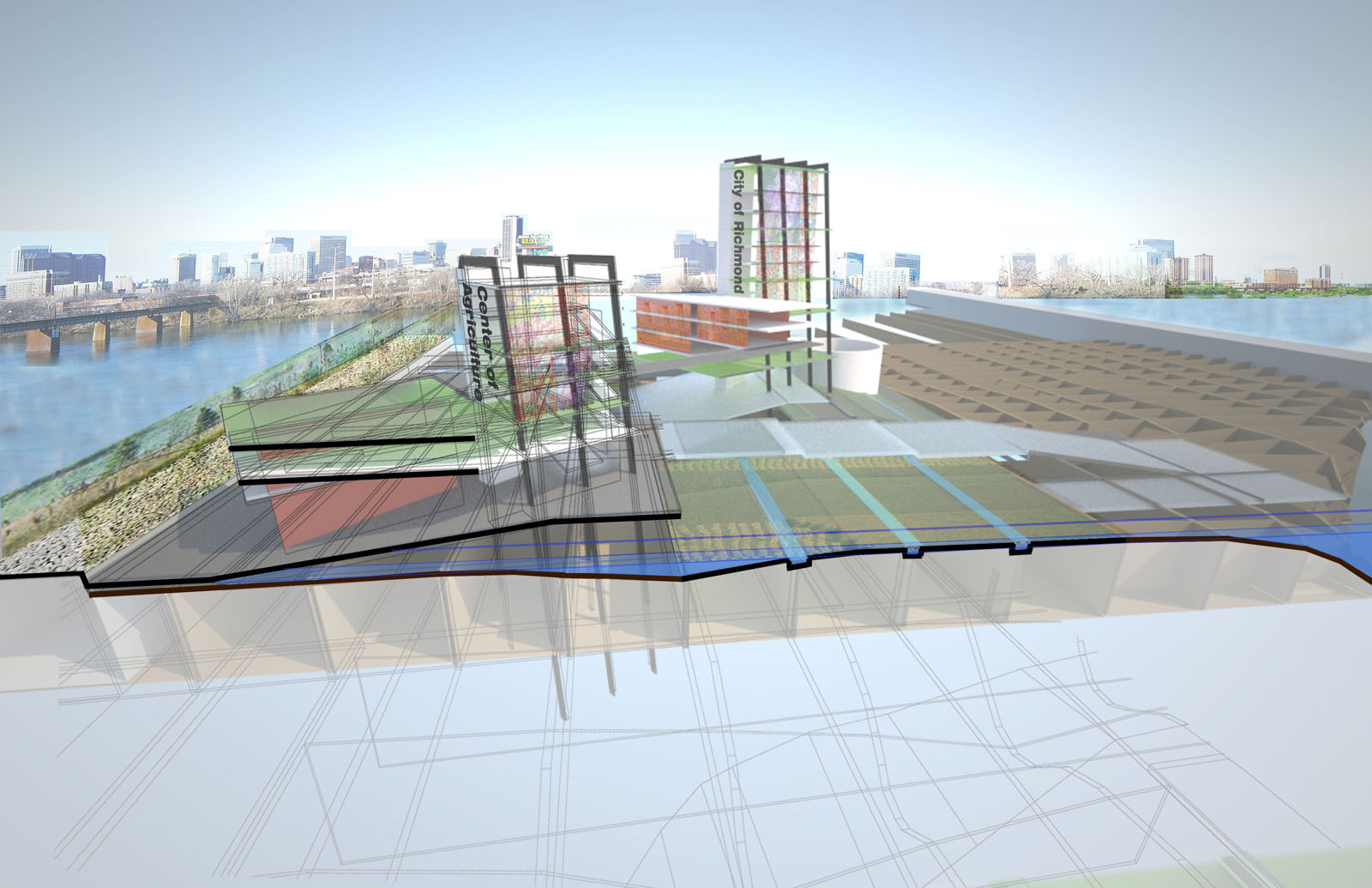 Reinventing The Urban River « Dripps Phinney Studio