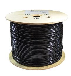 dripstone bare copper cat6 outdoor direct burial solid ethernet cable 23awg waterproof wire hdpe 23awg waterproof [ 1000 x 1000 Pixel ]