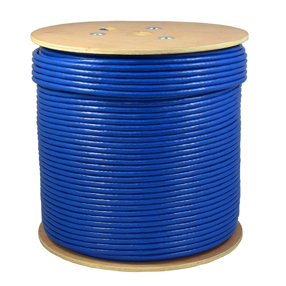 hight resolution of 1000ft cat6a s ftp in wall riser rated cmr ul listed 100