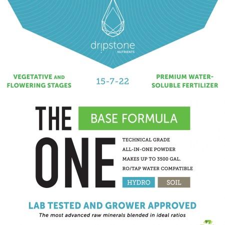 Dripstone The One Base Formula 15-7-22