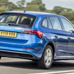 Drive Co Uk Reviewed Skoda Scala A Grown Up Family Car