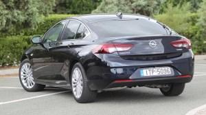Δοκιμή κίνησης: Νέο Opel Insignia Grand Sport 1.5 Turbo 165 PS