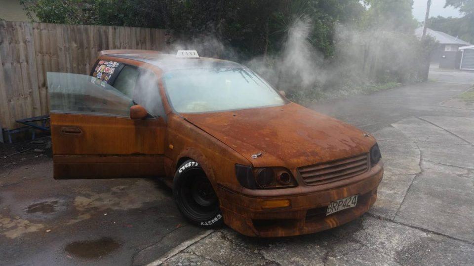 rusty stagea