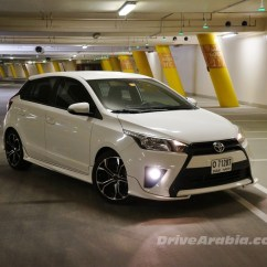 New Yaris Trd Grand Avanza 2018 First Drive 2015 Toyota In The Uae Arabia