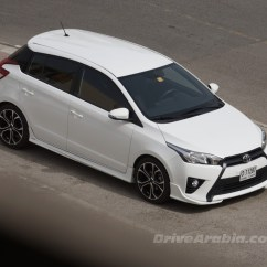 New Yaris Trd Toyota For Sale First Drive 2015 In The Uae Arabia
