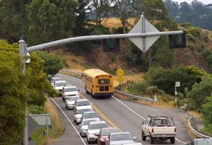 Transportation Authority of Marin Traffic Reduction